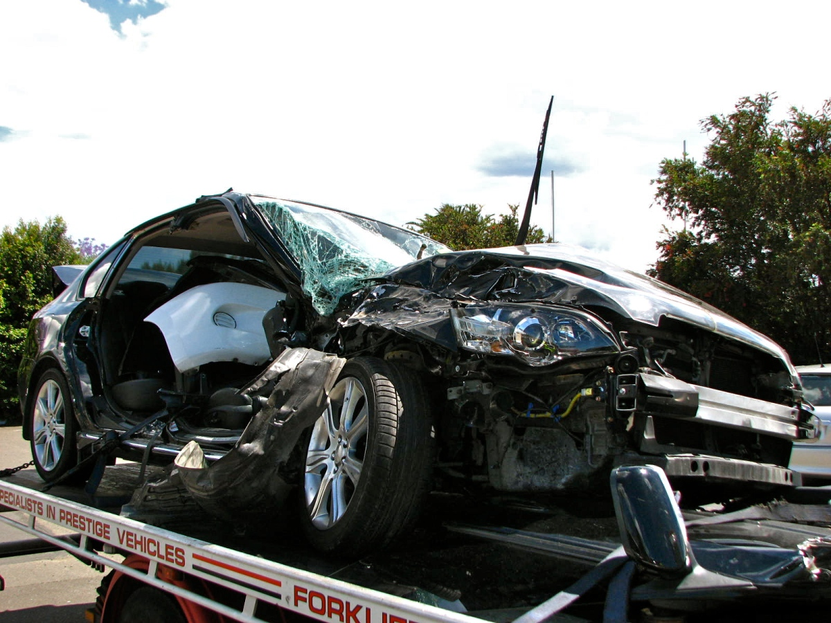 Car Crash Los Angeles: Car Accidents, Crashes, And Injuries